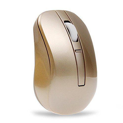 Tonor® Gold 2.4GHz Wireless Optical Mouse USB 2.0 Receiver for PC/Laptop/Computer Fashion Luxury Gold -12 months warranty. Tonor http://www.amazon.com/dp/B00MC9JFXK/ref=cm_sw_r_pi_dp_acplwb1VPA4H9