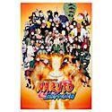 Naruto Anniversary Cast Poster