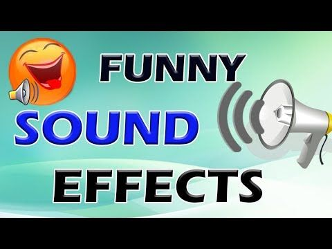 Funny Sound Effects For Videos Used By Most Of The Youtubers No Copyright By Sai Teja Youtube Funny Effects Videos Funny First Youtube Video Ideas