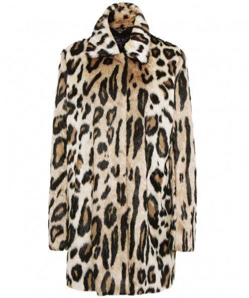 Pin for Later: Leopard-Prints sind tatsächlich gemacht für jedermann Armani Jeans Mantel Armani Jeans Mantel mit Leopardendruck (507,99 €)