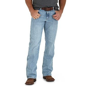 Retro® Relaxed Fit Boot Cut Jean   Style, Boots and Jeans