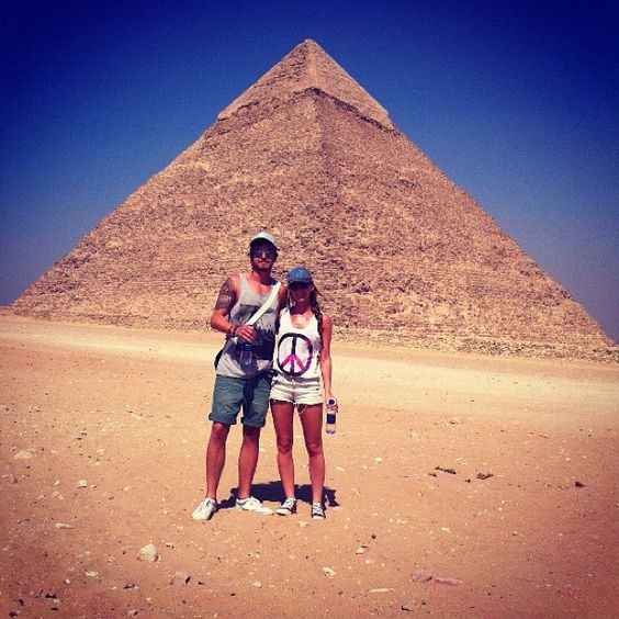 Pyramids #SummerMoments