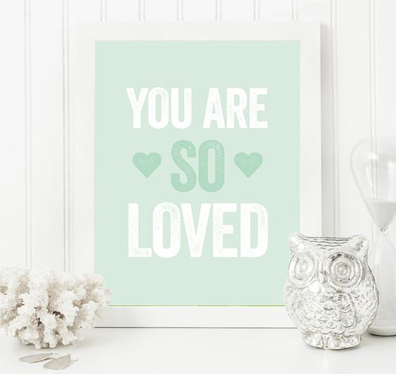 Printable Quotes  Nursery Art Prints  You Are So by FieldTripKids:
