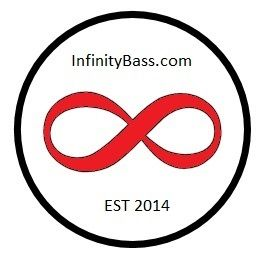 InfinityBass.com | Bio | logo | Established 2014