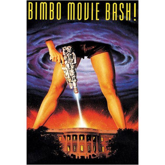 Bimbo Movie Bash! (dvd_video)