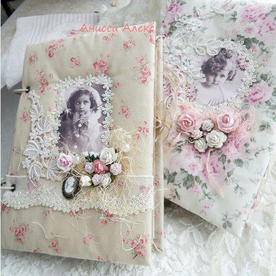 Блокноты my handmade: