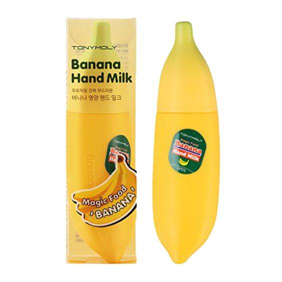 Tony Moly® - Magic Food Banana Hand Milk - Handcreme 10€