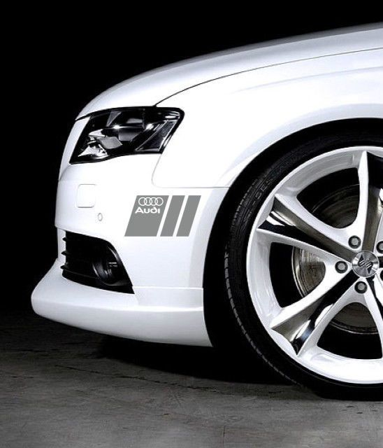 Audi A3 A4 A5 A6 A8 S4 S5 S6 Rs4 Q3 Q5 Q7 Tt S Line Decal Sticker