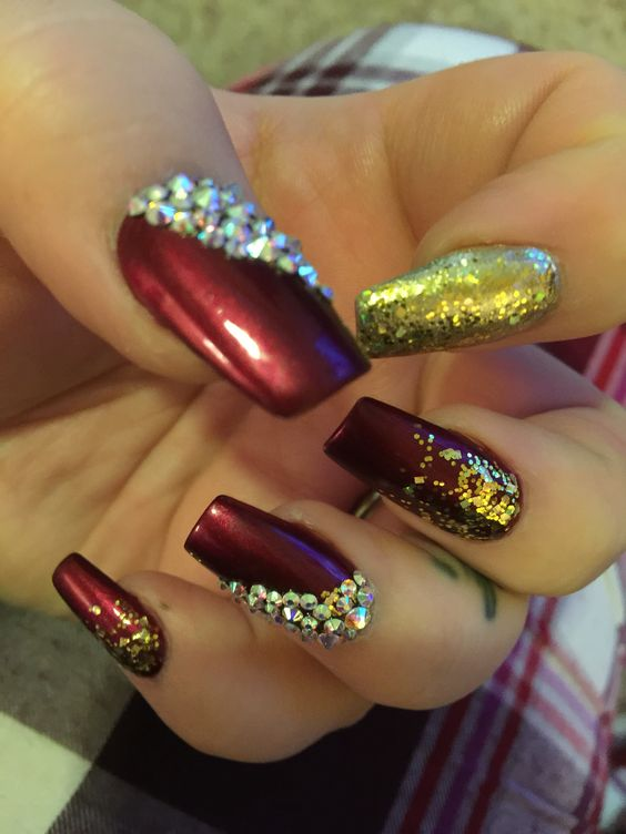 Love my nails.