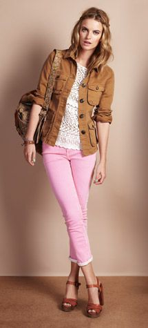 jack wills; jacket and shoe love