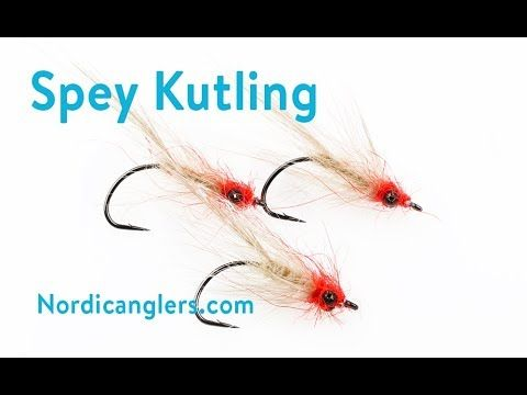 Fly Tying Instruction On How To Tie The Spey Goby Youtube Fly Tying Flying Fly Fishing