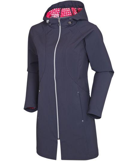 Sunice Poppy rain jacket. www.bigbangpromos.com | All things
