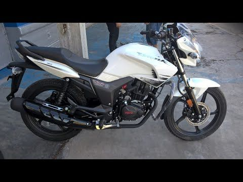 Hero Hunk 150 White Latest Price Mileage Top Speed