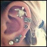 ear piercings - Search