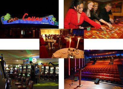 Le #Casino du Béryl à saint Brevin vous accueille, Spa, Restaurant, Salle de spectacle, Machine a Sous.