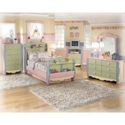 bedroom mirror doll house furniture collection available