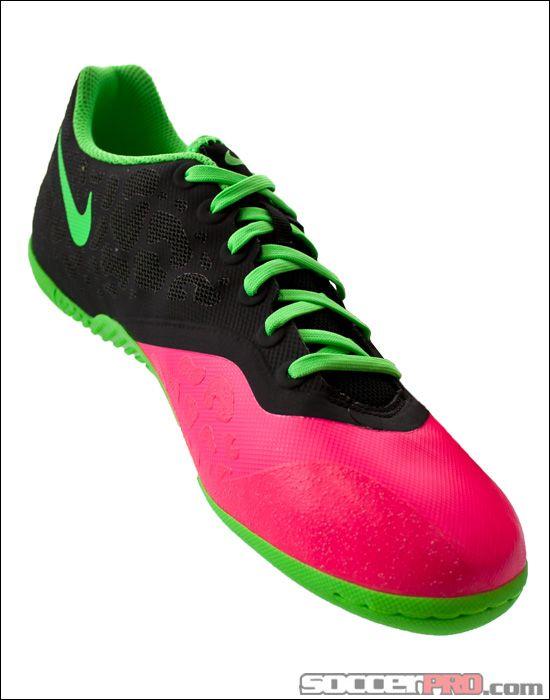 8d54f91ba62b boots nike elastico  nike fc247 elastico pro ii indoor shoes pink flash  with black71.99