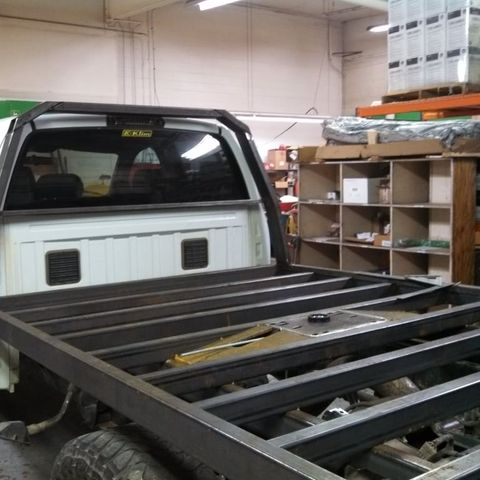 Img 20131021 192033 935 Zps7a0017b4 Jpg Photo By Himarker Truck Flatbeds Flatbed Truck Beds Truck Mods