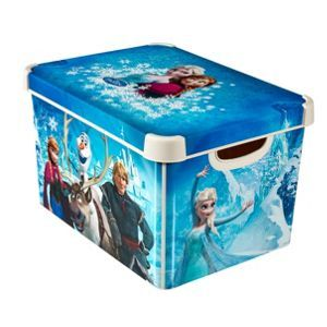Curver 22L Frozen Decoration Box