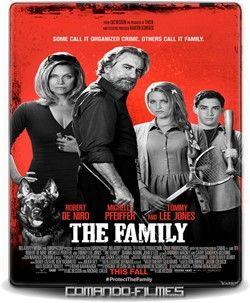 A Família - CO-CR-DR (2013) Dublado - 1h 51Min - MP4 Titulo original : The Family Lançamento: 2013 Gênero: Comédia,Crime, Suspense -  IMDb: 6.3/10 -  Assisti 09/2015 – MN 8/10