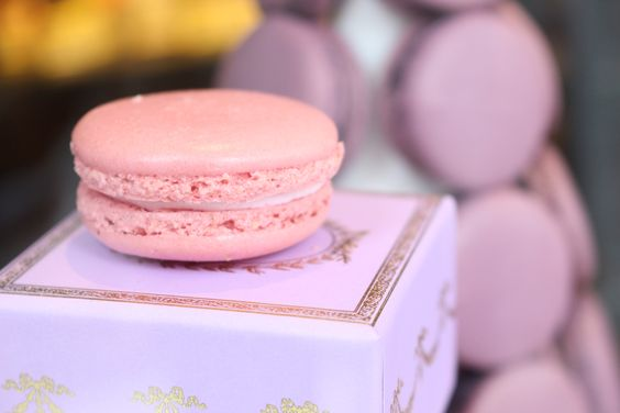Tea Time with Ladurée #maisonladuree #laduree #macaron #food: