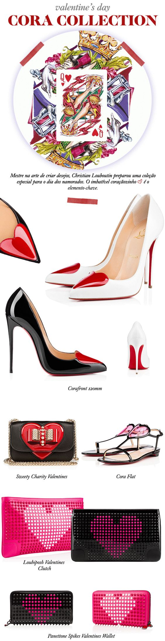 Louboutin Cora Collection 		   por Mônica Araújo | Oh My Closet! 		   		   - http://modatrade.com.br/louboutin-cora-collection