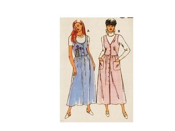 Sewing Pattern Kwik Sew No 2671 by cleardiscounts on Etsy, $3.00