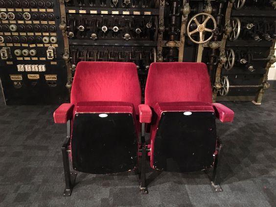 Old Theatre Seats | eBay