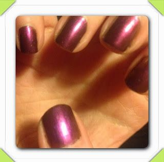 Bella's Beauty Blog: Budget Beauty - W7 Nail polish for £1 - Metallic Mars