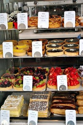 Paul Rhodes Bakery: Greenwich London...what I wouldn't give to go here again!