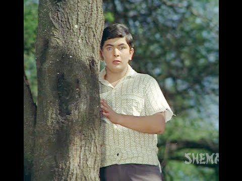 awesome Mera Naam Joker - Drama Scene - Rishi Kapoor - Simi ...