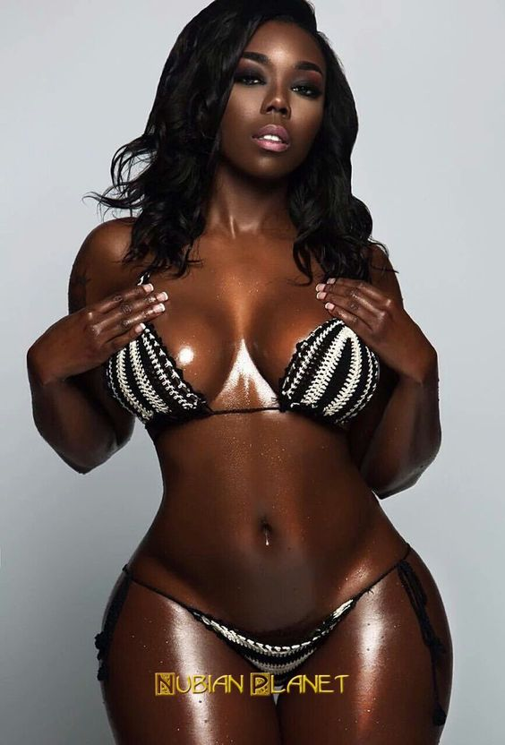 Most Beautiful Black Women Pretty Thick Curvy Black Women Hot Amazing Sexy Black Women 021