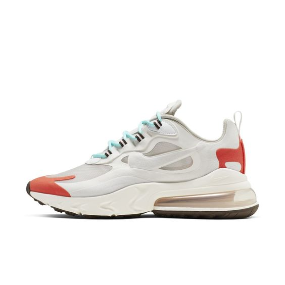 Nike Air Max 270 React Men's Shoe Size 11.5 (Light Beige Chalk)