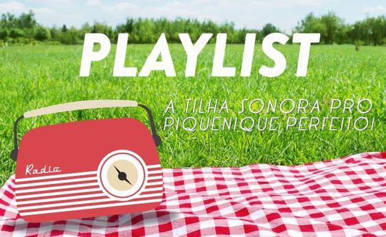 Playlist: 15 músicas fofa pra escutar num piquenique