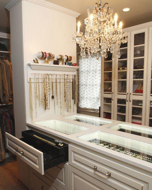 Spare Room Becomes Glam Walk In Closet Custom Closet Design Bedroom Cupboard Designs Dream Closet Ideas