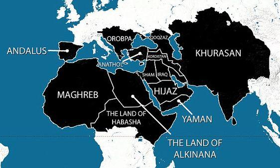 Hoje, o Estado Islâmico está ganhando terreno no Oriente Médio, estando às portas de Bagdá, ocupando grande parte do território do Iraque e mais da metade da Síria, com isso ameaçando de verdade o governo do ditador Bashar al-Assad.