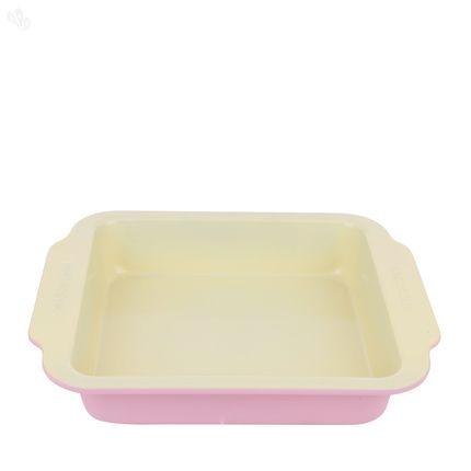 Buy Baking Dish Rectangular Mason Cash 26 cm - Pink Online India | Zansaar Kitchen Store