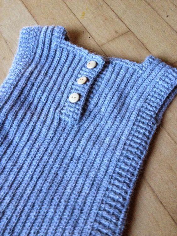 Hæklet rib cardigan | Hækling, Tøj og Strikmønstre