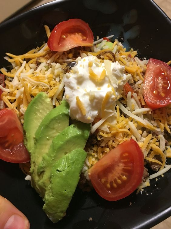 ... beef taco bowls black beans himalayan ground beef nutrition red bell