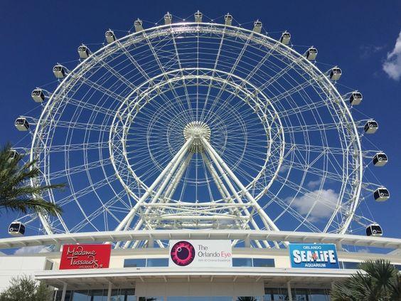 Orlando Além dos Parques: Orlando Eye, a roda gigante de Orlando: