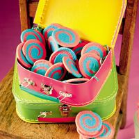 Sour Spiral Cookies!! Super fun and super simple!!