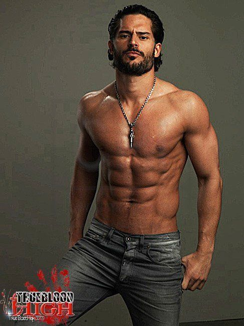 Joe Mangianello - Wolf pack leader (totally typecast from his role as Alcide in TrueBlood)