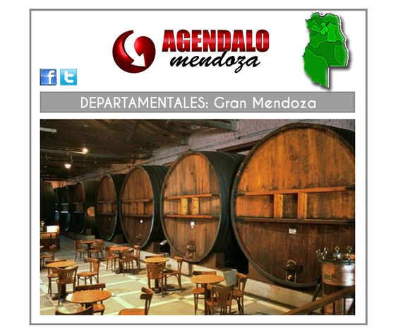 Gran Mendoza: Los mendocino podrán de recorrer los polos gastronómicos y las visitar bodegas de Lujan . http://www.agendalomza.com/index.php/departamentales/item/2413-turismo-interno-en-lujan-de-cuyo