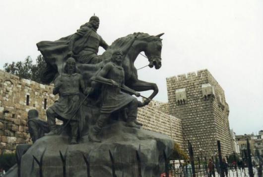 Alb Arslan,muslim hero  (1029- 1072)