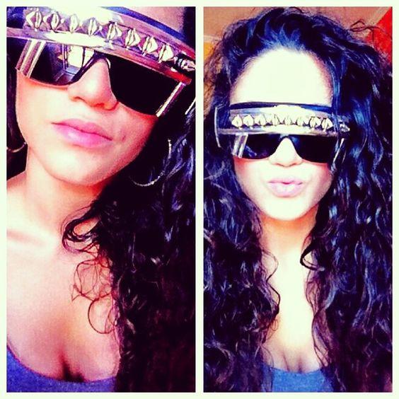 #love #photooftheday #amazing #look #instalike #igersitalia #picoftheday #like #girl #instagood #bestoftheday #instacool #style #fashion #me #cute #girl #design #rockstyle #studs #spikes #occhiali #occhialidasole #gasses #sunglasses #trashstyle #trash