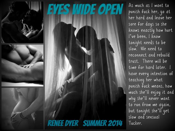 EYES WIDE OPEN BY RENEE DYER