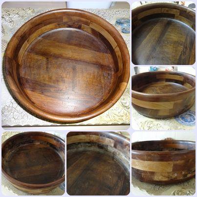 Recuperação de peças em madeira, tais como: comoda, mesa, relógio, fruteira, escrivaninha, baús
