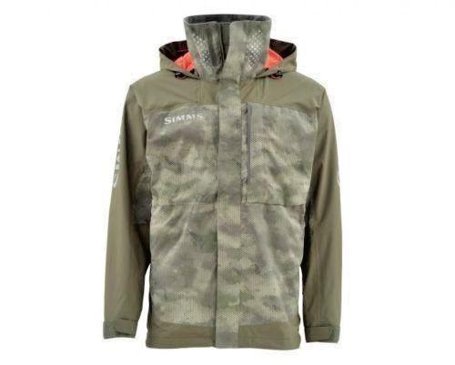 Simms Challenger Jacket Hex Camo Loden 2xl New Simms Jacket Fishing Shirts Shirts 2xl