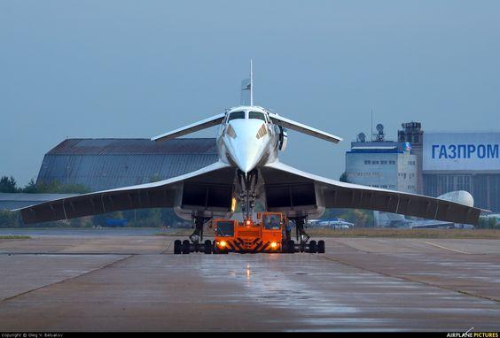 CCCP-77115 - Aeroflot Tupolev Tu-144 at Moscow - Zhukovsky (Ramenskoye) | ID 190873 | Airplane-Pictures.net