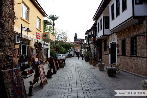 City of Antalya | youdid-design.de